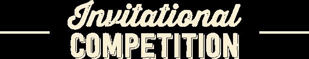 Invitational Competition