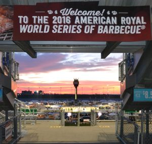 smokin at the speedway 37th annual 2016 american royal world