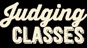 Judging Classes