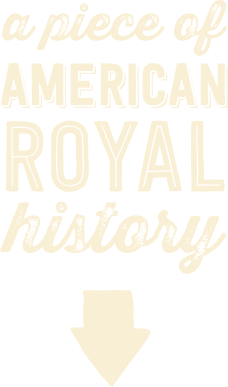A piece of American Royal history
