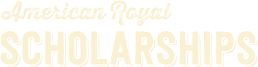 American Royal Scholarships