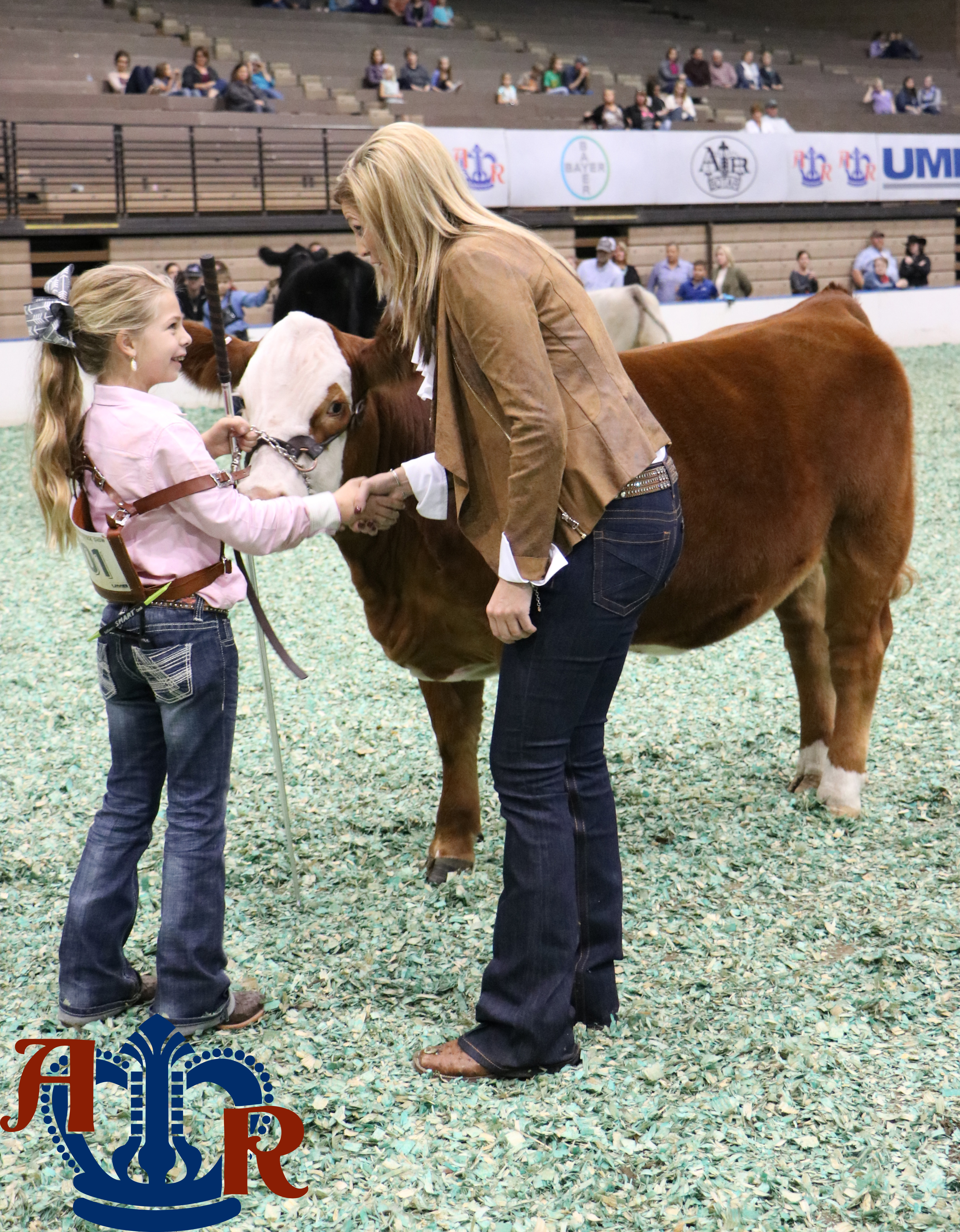 American Royal Native Helps Mentor Young Exhibitors