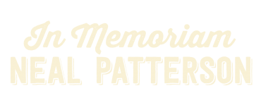 In Memoriam Neal Patterson