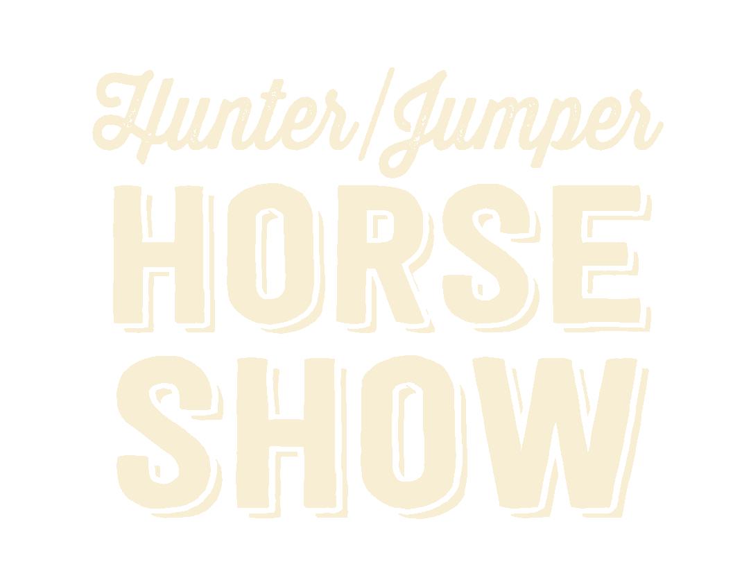 Hunter / Jumper