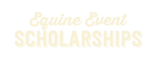 Equine Event Scholarships