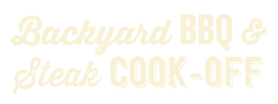 Backyard BBQ & Steak Cook-Off